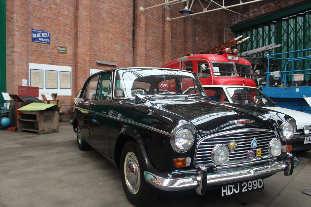 1966 Humber Hawk  For Sale (picture 5 of 6)