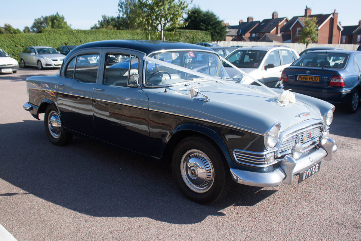 1959 HUMBER AVAILABLE FOR WEDDINGS IN OR NEAR IPSWICH For Hire (picture 1 of 1)