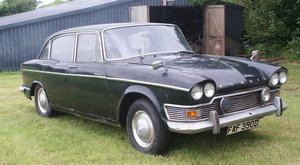 1966 HUMBER IMPERIAL SALOON PROJECT For Sale by Auction