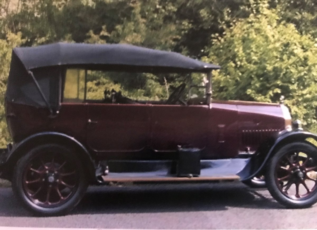 1925 Humber 12/25 Tourer For Sale (picture 2 of 2)