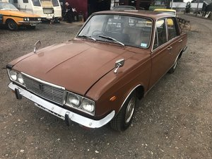 1973 Humber Sceptre Mk3 just mot'd needs tlc