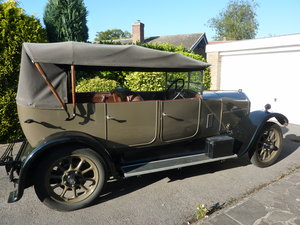 1926 Humber 14/40 Tourer For Sale (picture 2 of 5)