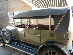 1926 Humber 14/40 Tourer For Sale (picture 3 of 5)