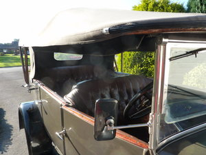 1926 Humber 14/40 Tourer For Sale (picture 4 of 5)