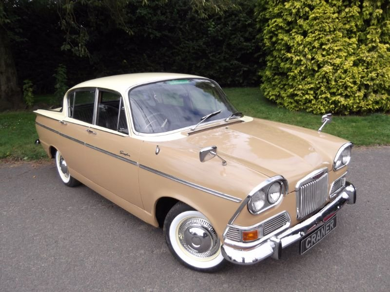 Humber sceptre SOLD (picture 1 of 6)