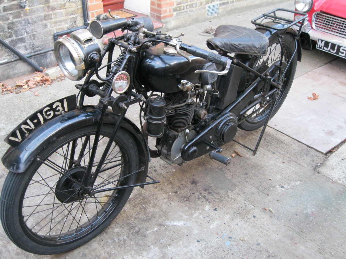 1930 Humber 350cc OHV.Rare classic vintage .  SOLD (picture 2 of 4)