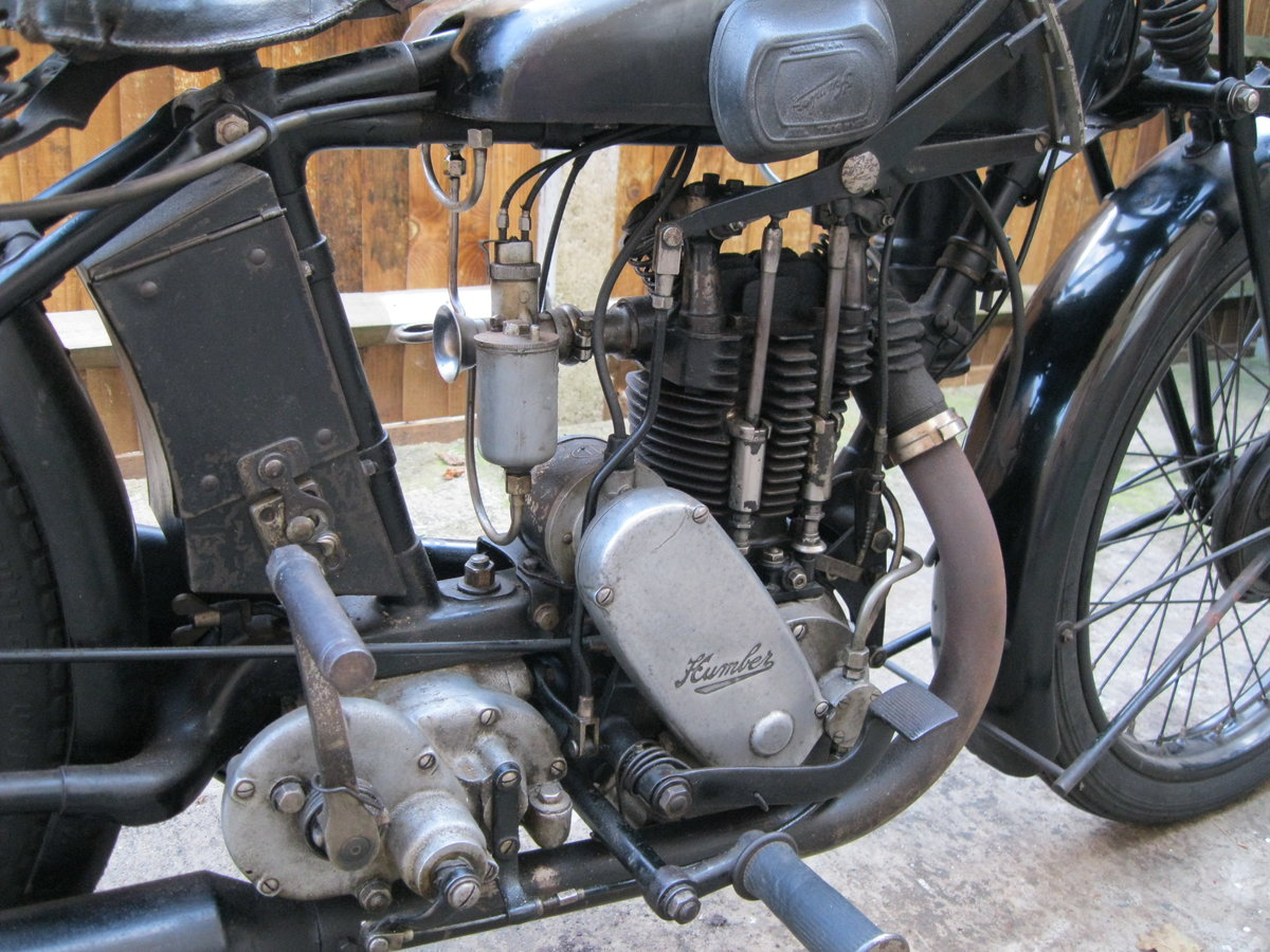 1930 Humber 350cc OHV.Rare classic vintage .  For Sale (picture 4 of 4)