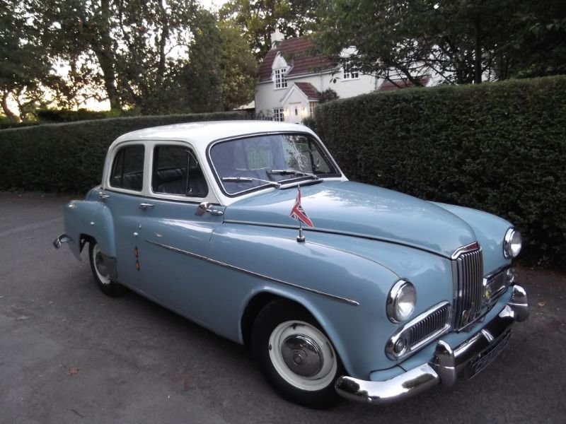 1955 Humber Hawk For Sale (picture 1 of 6)