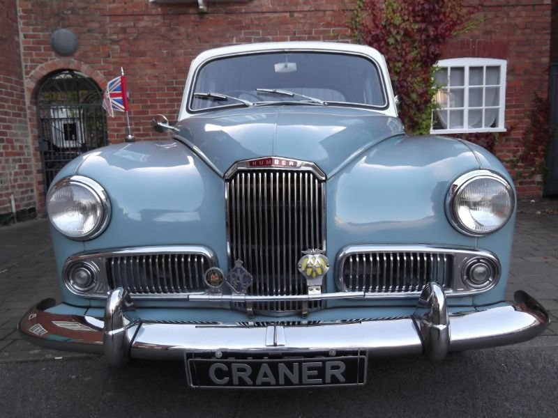 1955 Humber Hawk For Sale (picture 3 of 6)
