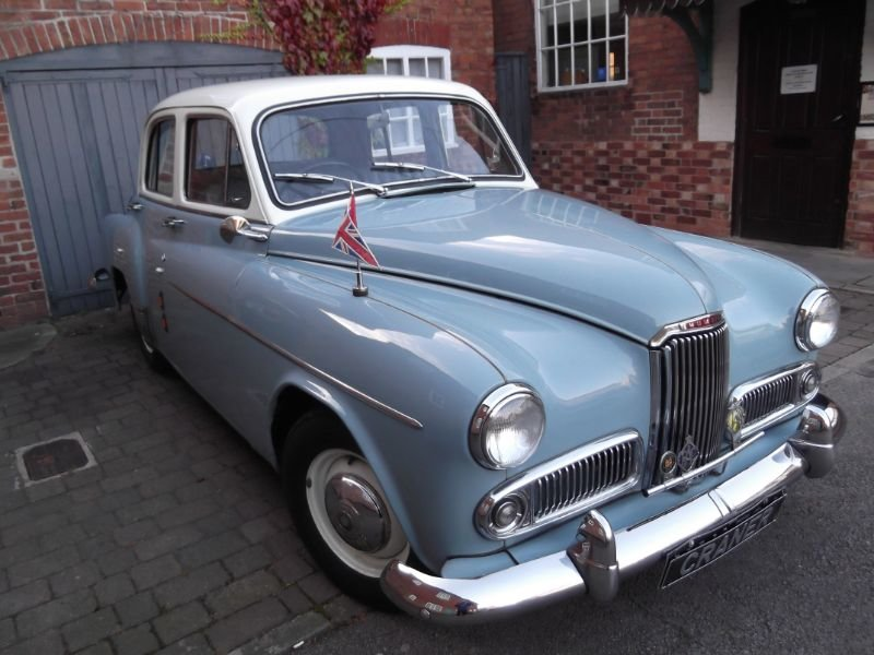 1955 Humber Hawk For Sale (picture 4 of 6)
