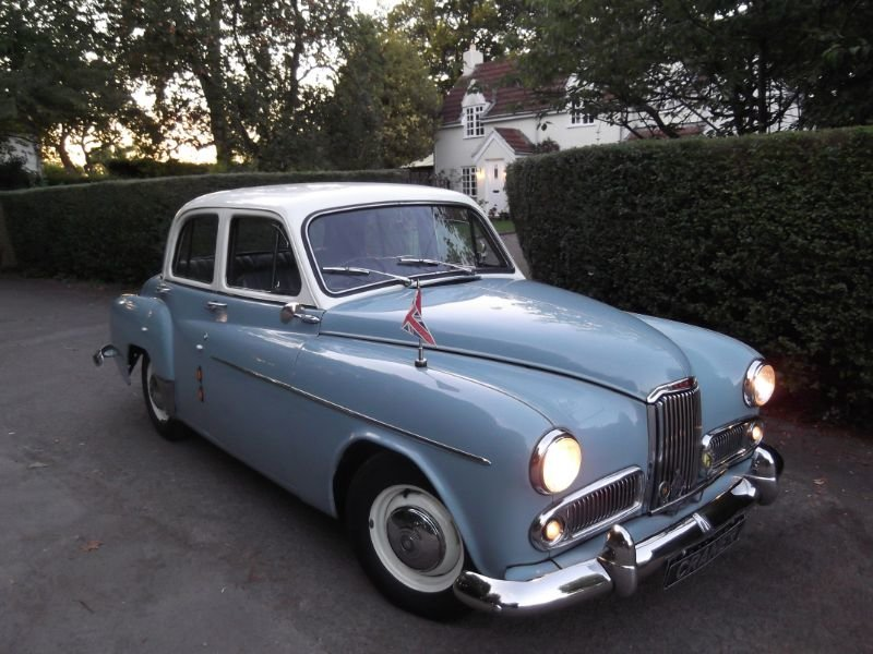 1955 Humber Hawk For Sale (picture 5 of 6)