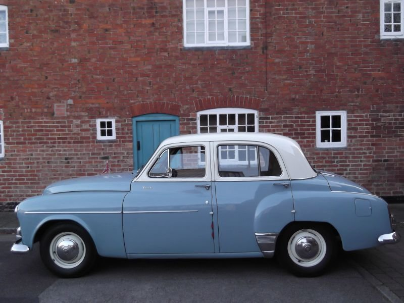 1955 Humber Hawk For Sale (picture 6 of 6)