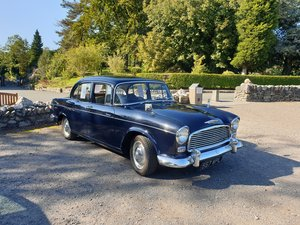 1962 Humber Hawk Series 2 For Sale
