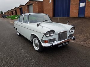 Humber Sceptre 1963 Absolutely Stunning! SOLD
