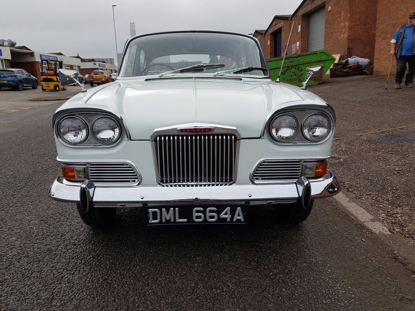 Humber Sceptre 1963 Absolutely Stunning! SOLD (picture 2 of 6)