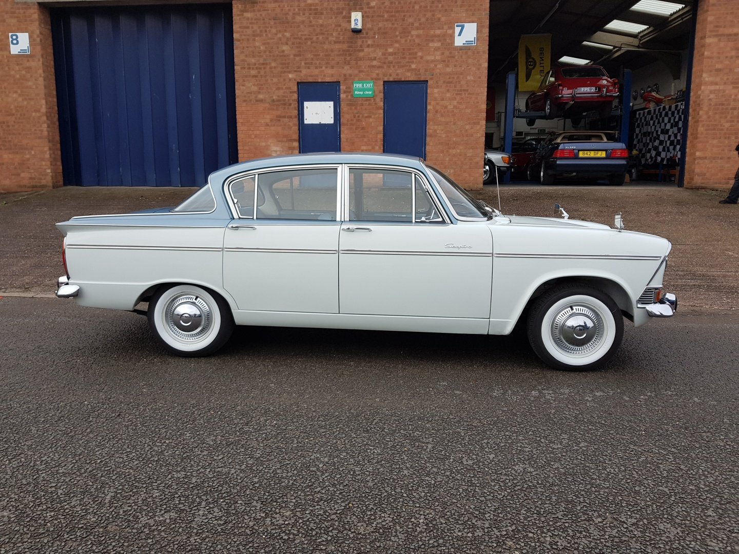 Humber Sceptre 1963 Absolutely Stunning! SOLD (picture 3 of 6)
