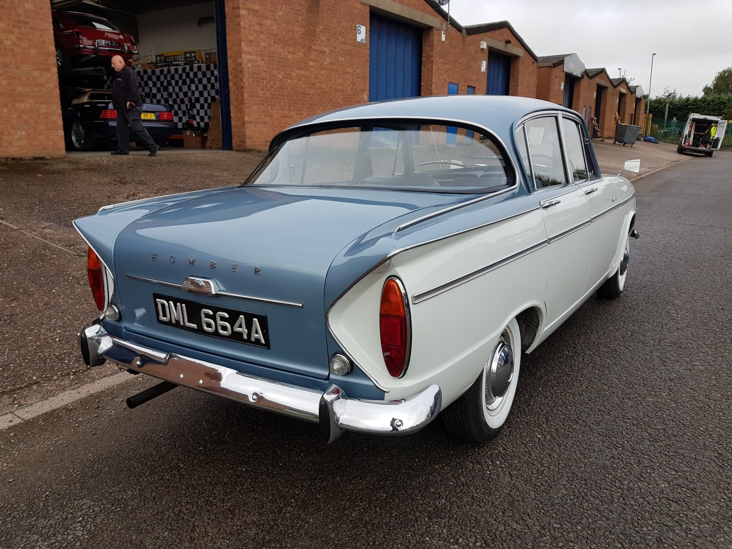 Humber Sceptre 1963 Absolutely Stunning! SOLD (picture 4 of 6)