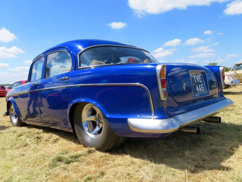 1959 Humber Hawk V8 Hot Rod. Now Sold,More Unusual Cars  Wanted (picture 6 of 6)