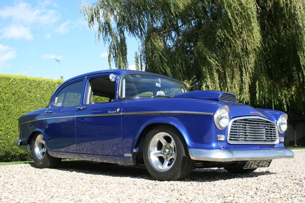 1959 Humber Hawk V8 Hot Rod. Now Sold,More Unusual Cars  Wanted (picture 1 of 6)
