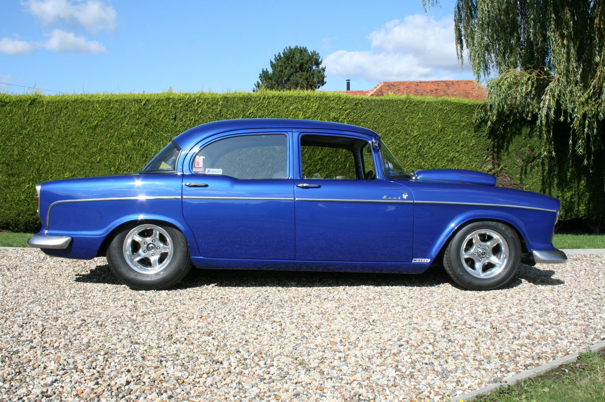 1959 Humber Hawk V8 Hot Rod. Now Sold,More Unusual Cars  Wanted (picture 4 of 6)