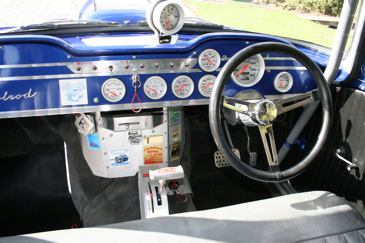 1959 Humber Hawk V8 Hot Rod. Now Sold,More Unusual Cars  Wanted (picture 5 of 6)