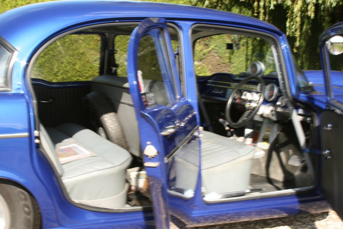 1959 Humber Hawk V8 Hot Rod. Now Sold,More Unusual Cars  Wanted (picture 3 of 6)