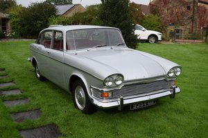 1966 HUMBER SUPER SNIPE - 3 OWNERS, SUPERB TOP LUXURY! SOLD