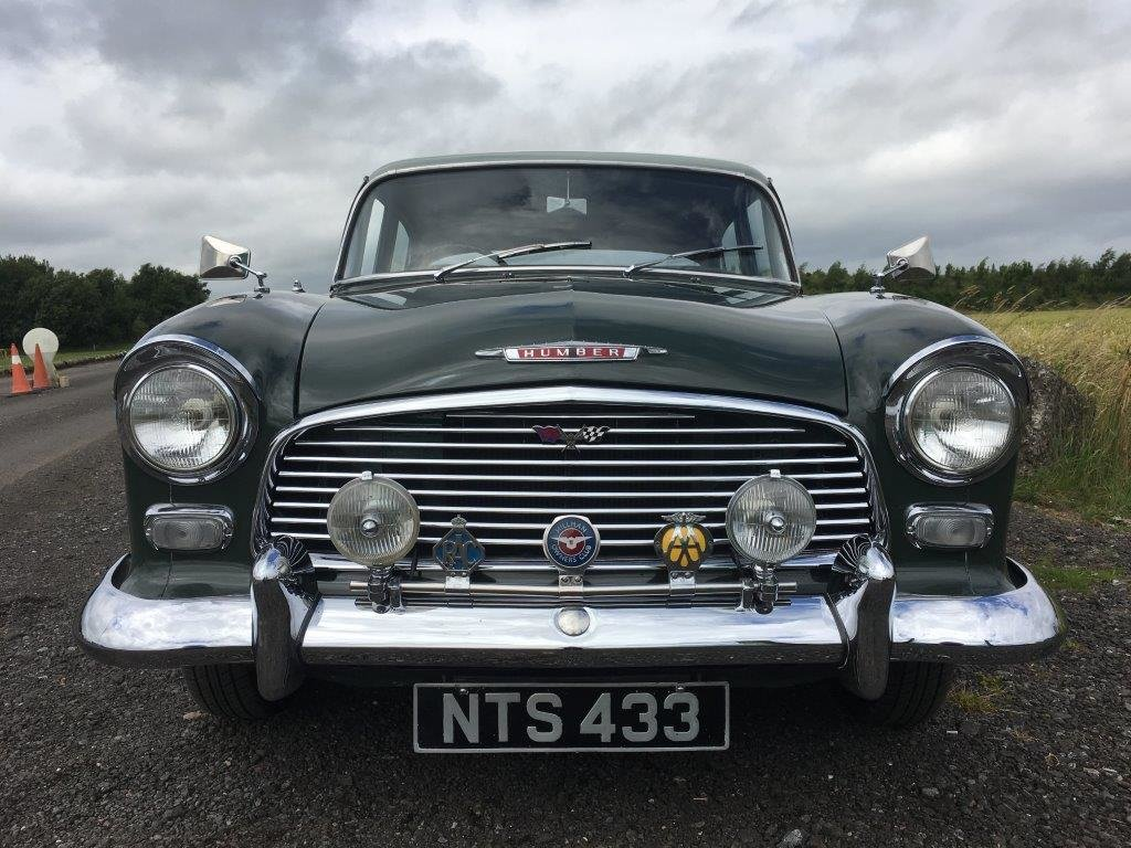 1962 Humber Hawk Series II For Sale by Auction (picture 2 of 6)