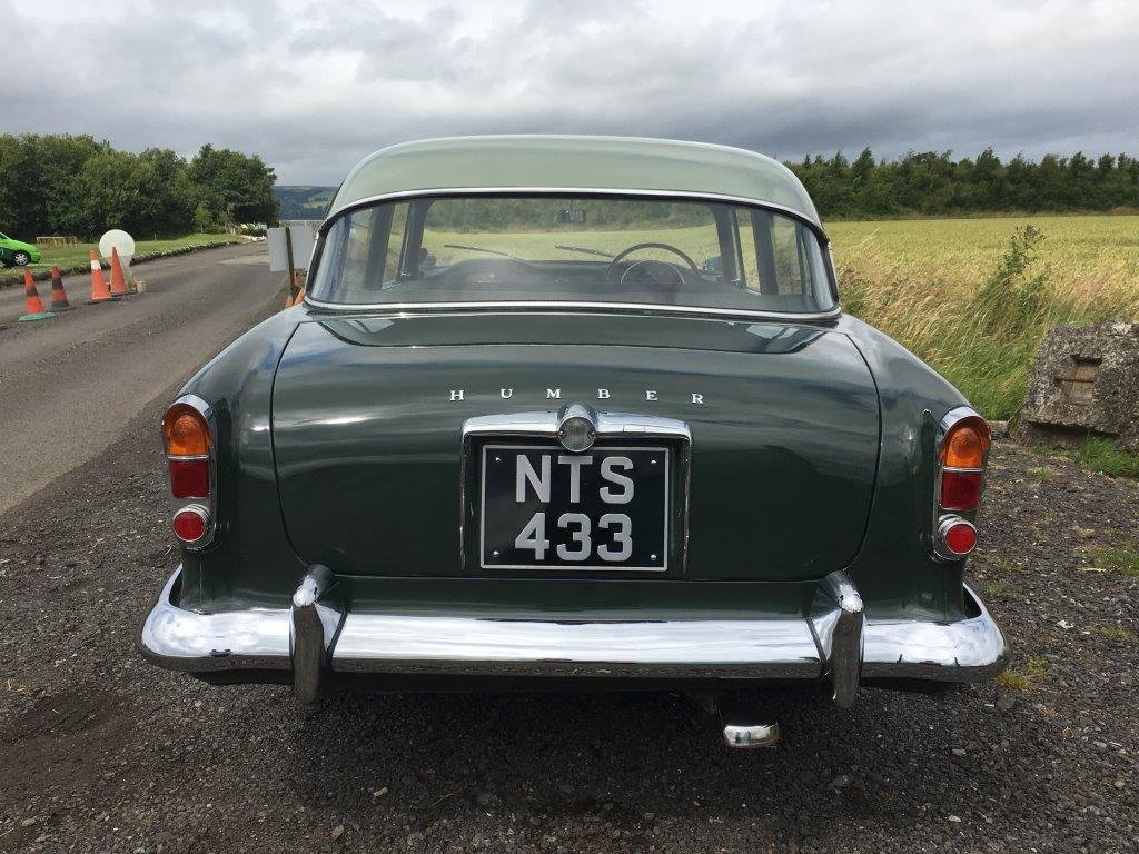 1962 Humber Hawk Series II For Sale by Auction (picture 3 of 6)