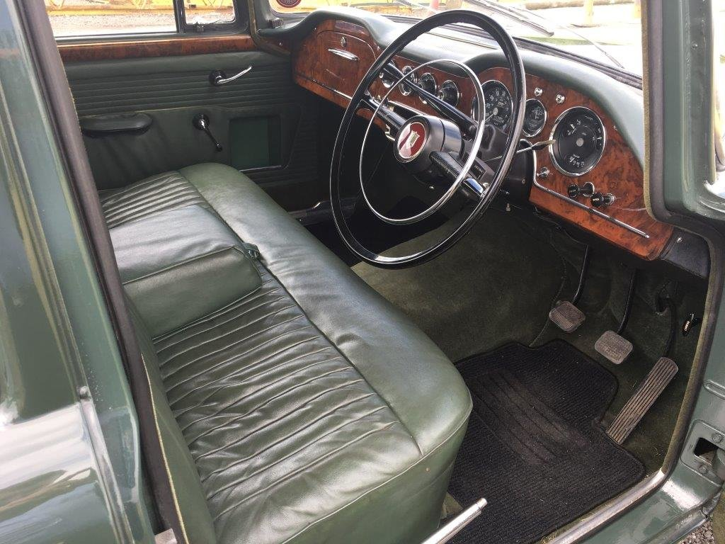 1962 Humber Hawk Series II For Sale by Auction (picture 4 of 6)