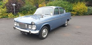 1966 *NOVEMBER AUCTION*  Humber Sceptre