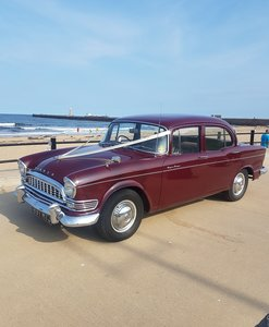 1960 Humber single headlight Super Snipe For Sale