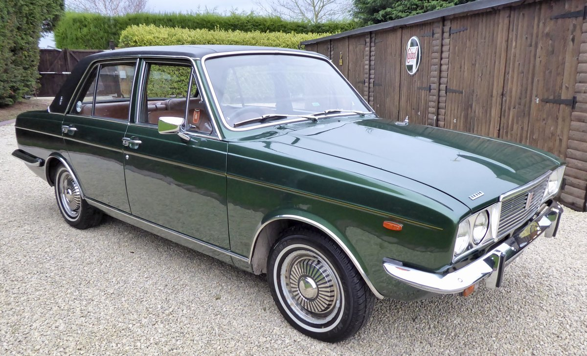 1969 Humber Sceptre MKIII SOLD (picture 1 of 6)