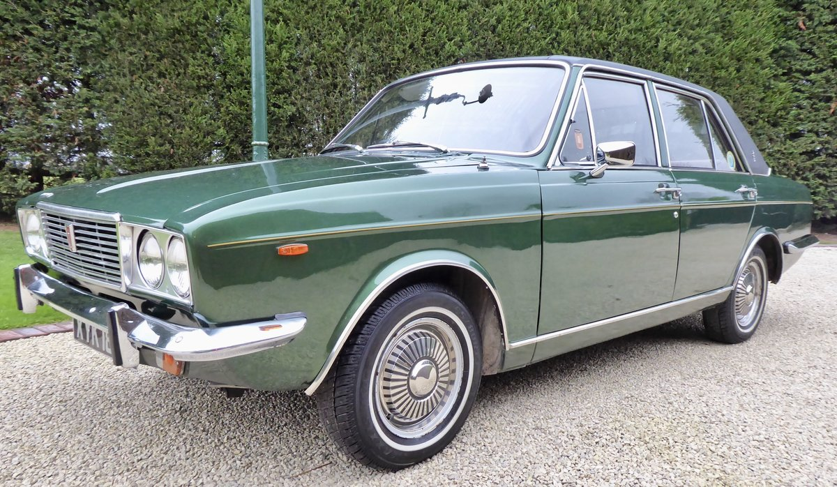 1969 Humber Sceptre MKIII SOLD (picture 2 of 6)