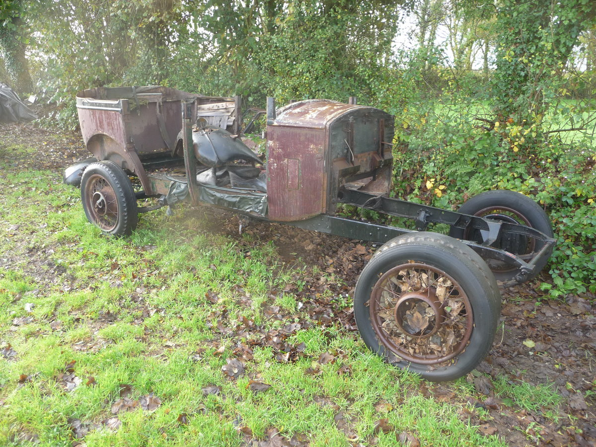 Humber 1932 dismantled -  For Sale (picture 1 of 6)