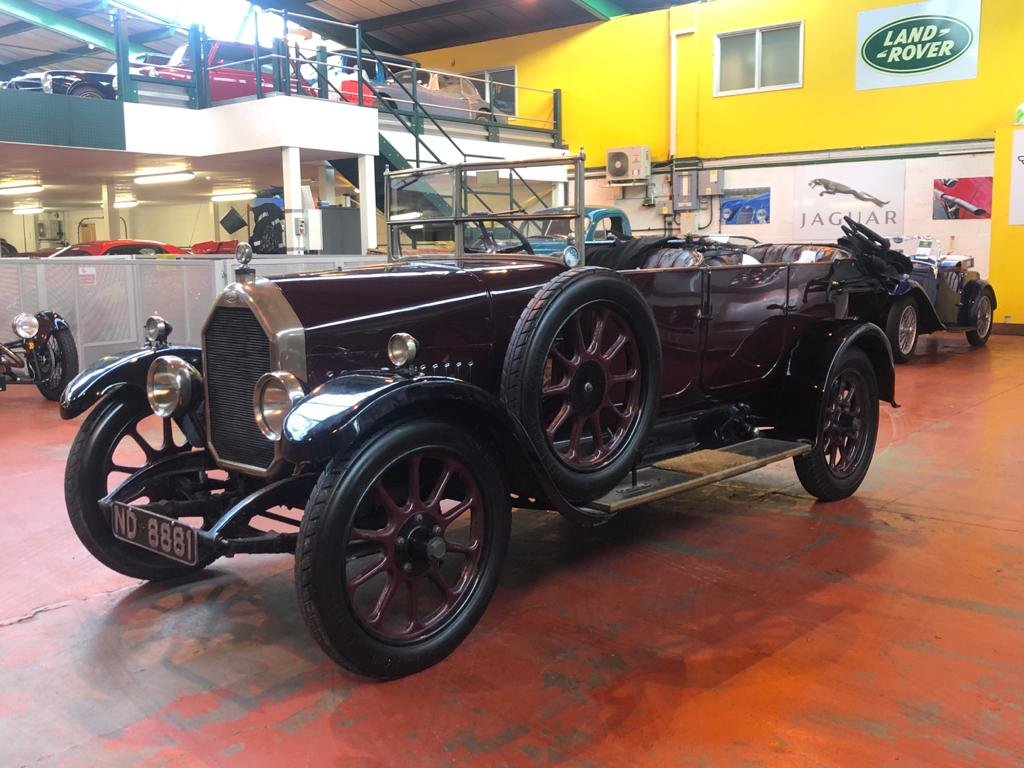 1925 Humber 12/25 Tourer For Sale (picture 1 of 6)