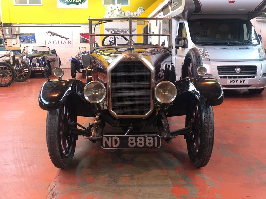 1925 Humber 12/25 Tourer For Sale (picture 2 of 6)