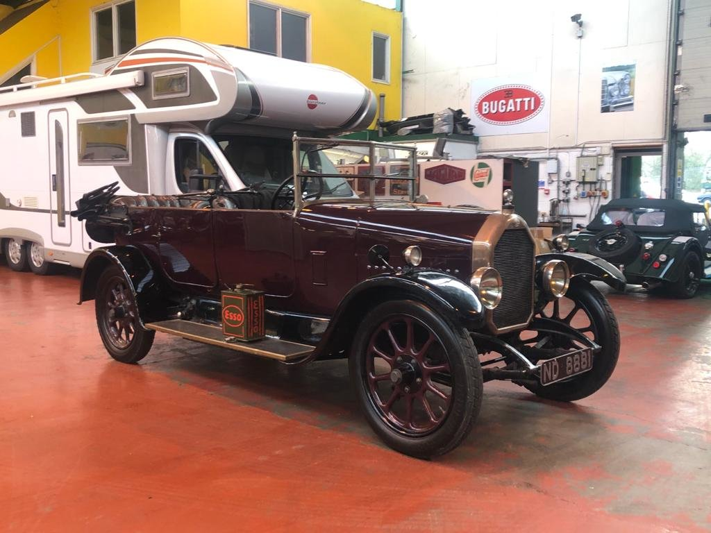 1925 Humber 12/25 Tourer For Sale (picture 3 of 6)