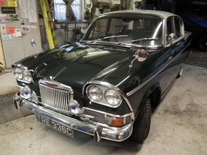 1965 Humber Sceptre MK1 Excellent.£7850 SOLD
