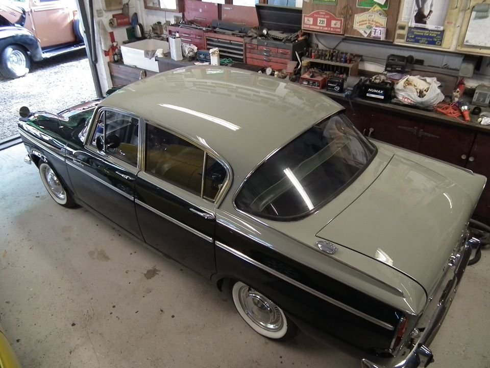 1965 Humber Sceptre MK1 Excellent.£7850 SOLD (picture 3 of 6)