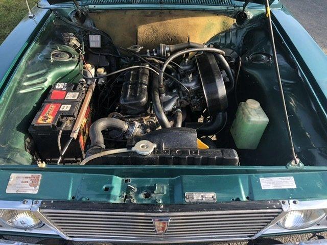 1975 Humber Sceptre mk3  For Sale (picture 3 of 6)