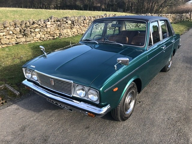 1975 Humber Sceptre mk3  For Sale (picture 4 of 6)