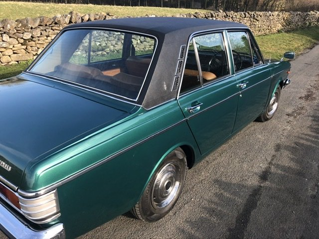 1975 Humber Sceptre mk3  For Sale (picture 5 of 6)