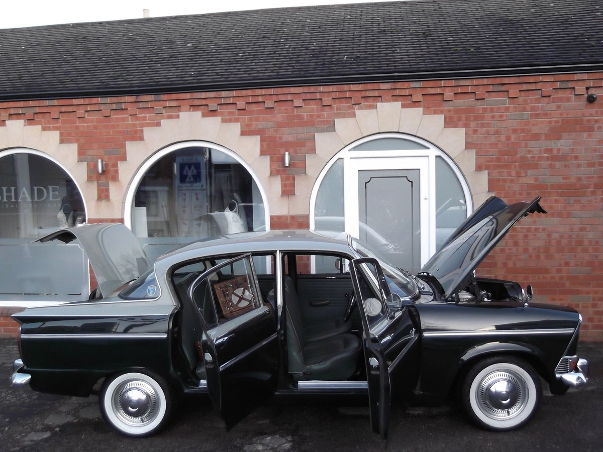 1965 Humber sceptre SOLD (picture 2 of 6)