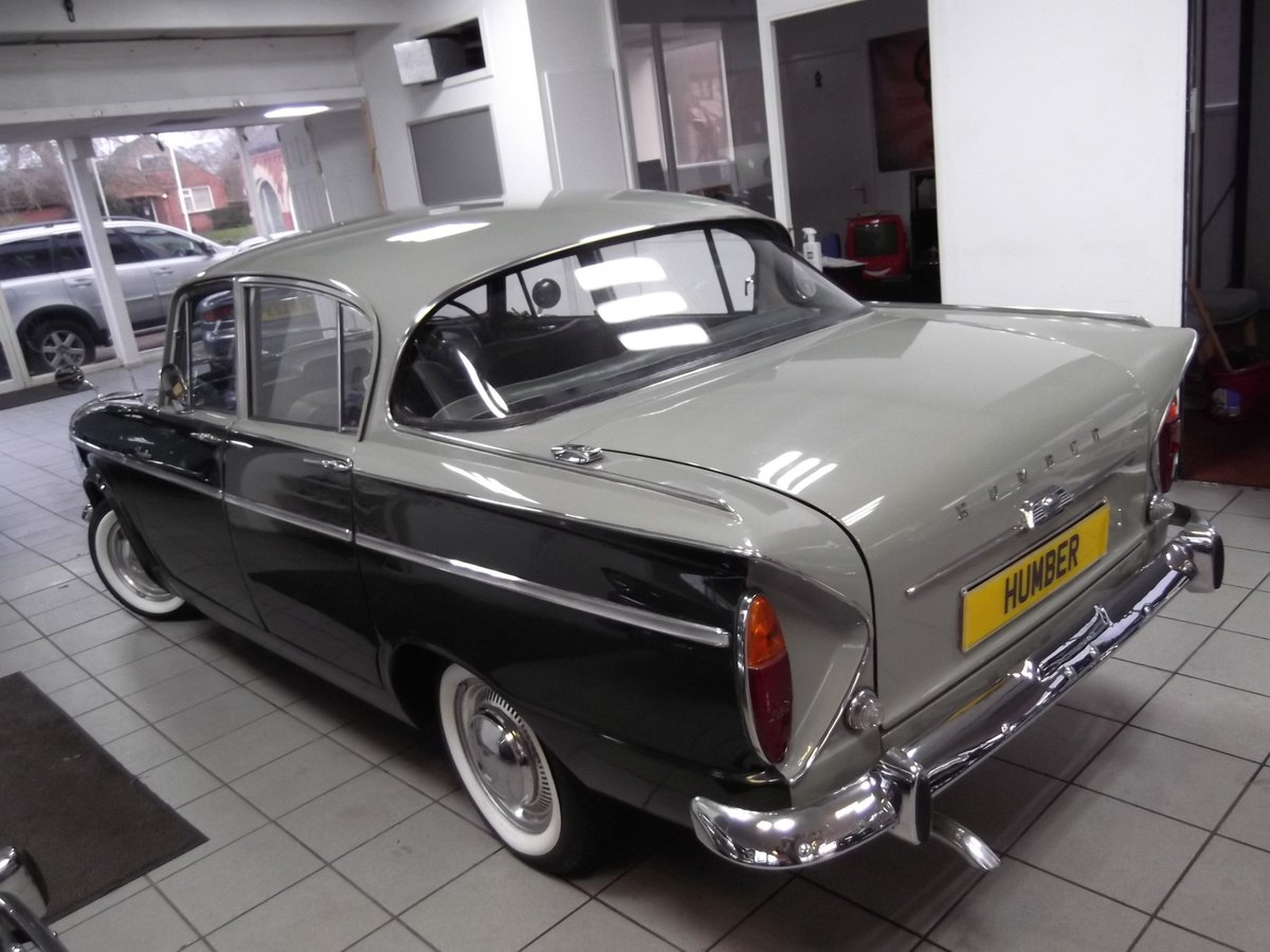 1965 Humber sceptre SOLD (picture 3 of 6)