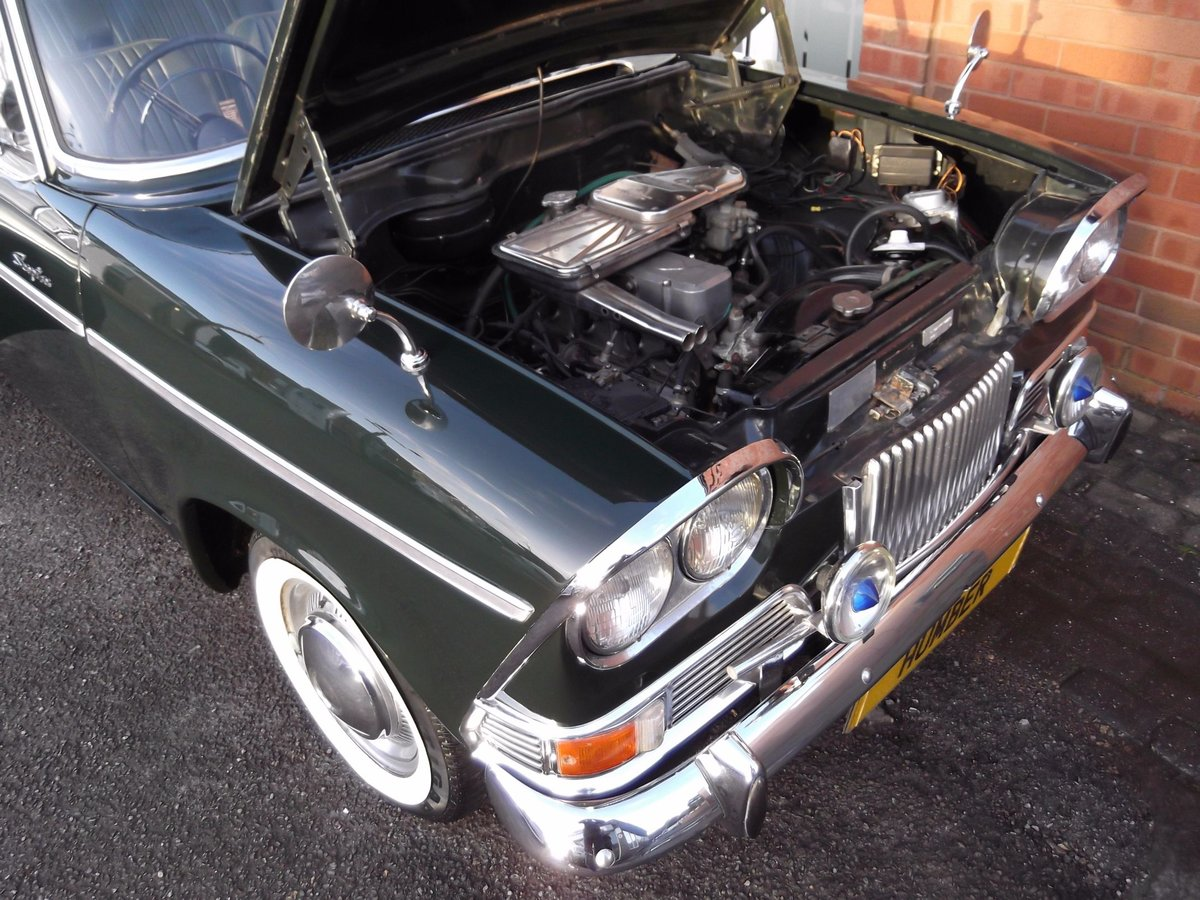 1965 Humber sceptre SOLD (picture 5 of 6)