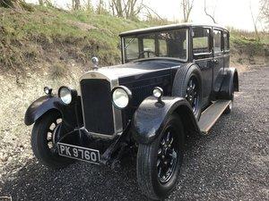1929 Humber 16/50 saloon - Award Winning Car