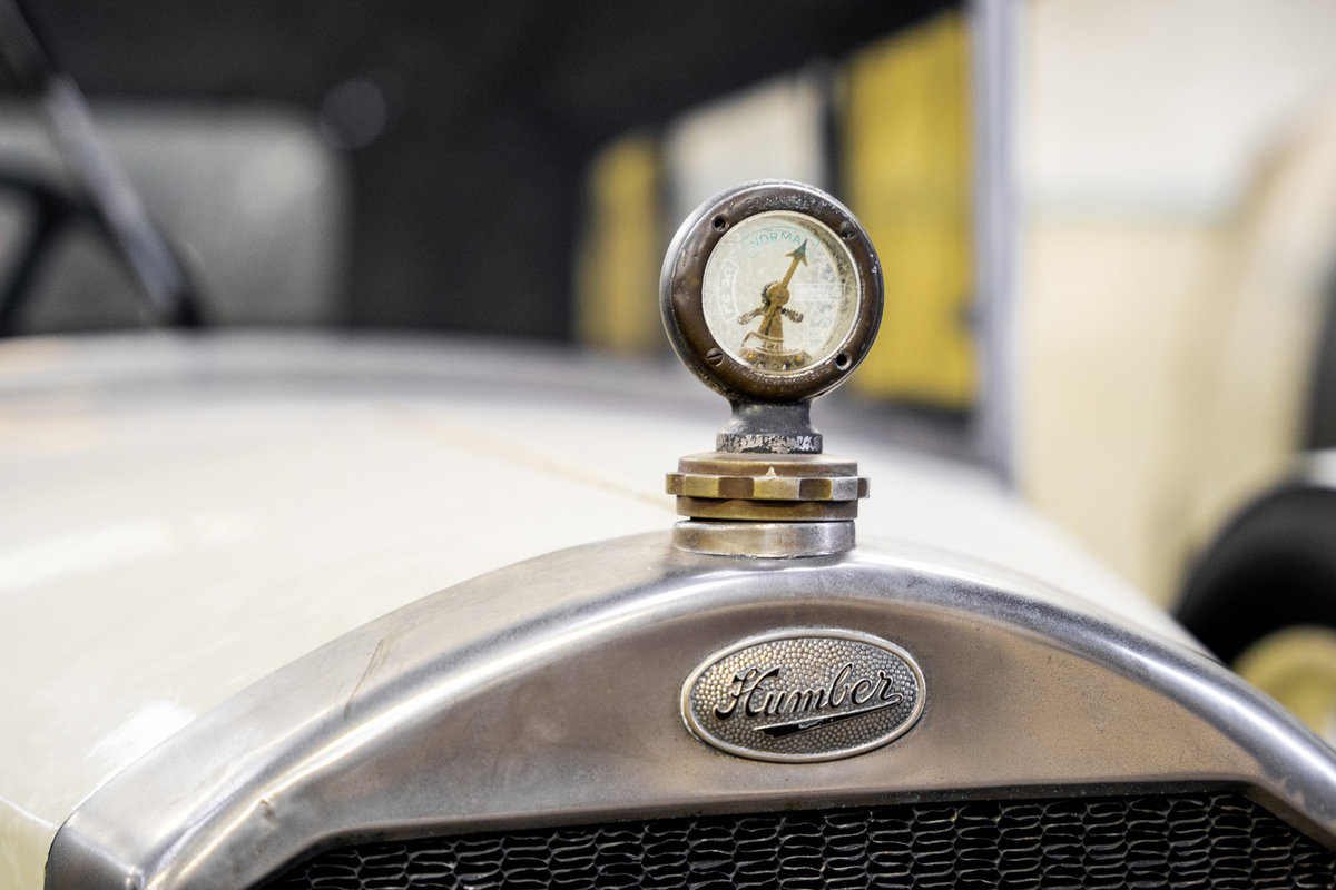 1929 Humber 4 door convertible For Sale (picture 5 of 6)