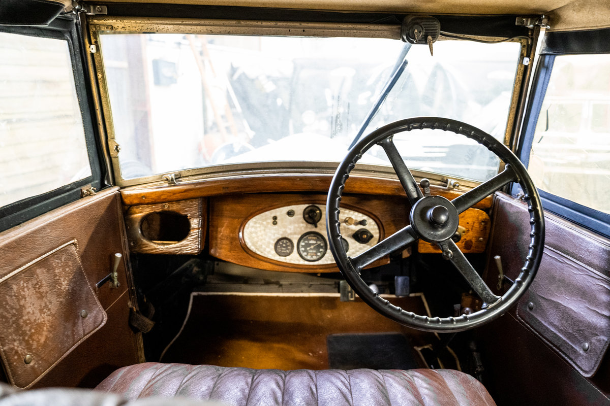 1929 Humber 4 door convertible For Sale (picture 6 of 6)