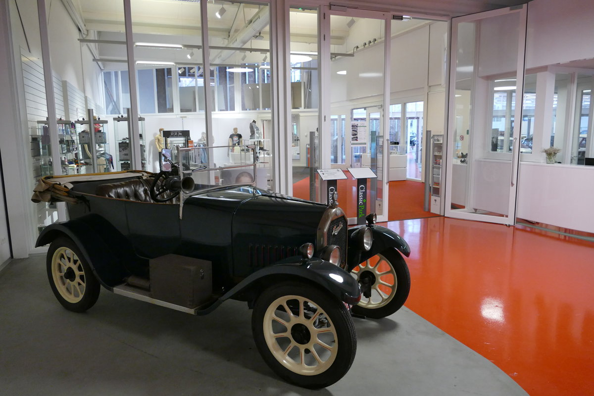 1924 Humber 8/18 Chummy  For Sale (picture 1 of 6)